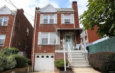 Bronx Single Family Home For Sale: 1965 Tomlinson Avenue