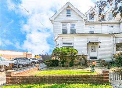 Yonkers Multi Family 2-4 For Sale: 18 Belmont Avenue