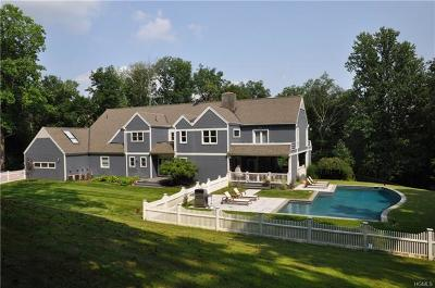 South Salem Single Family Home For Sale: 20 Waccabuc River Lane
