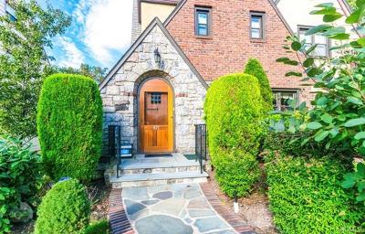 Pelham Single Family Home For Sale: 871 James Street