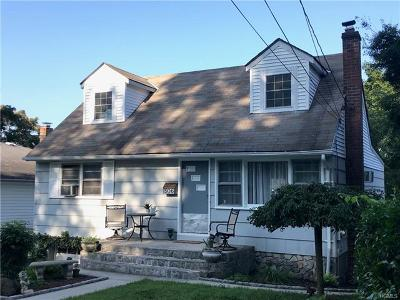 Peekskill Single Family Home For Sale: 506 Depew Street