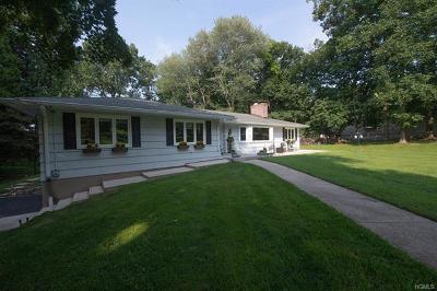 Blauvelt Single Family Home For Sale: 124 Leber Road