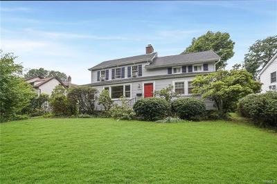 Eastchester Single Family Home For Sale: 40 Water Street
