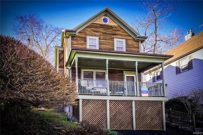 Hastings-on-hudson Single Family Home For Sale: 141 James Street