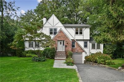Larchmont Single Family Home For Sale: 24 Shadow Lane