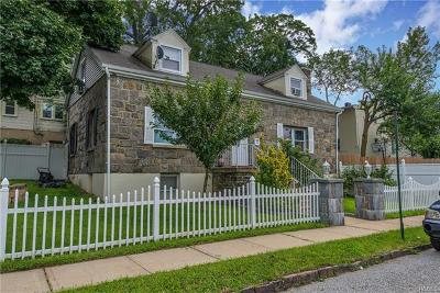 Yonkers Multi Family 2-4 For Sale: 18 Roosevelt Street