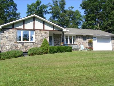 Barryville Single Family Home For Sale: 99 Mail Road