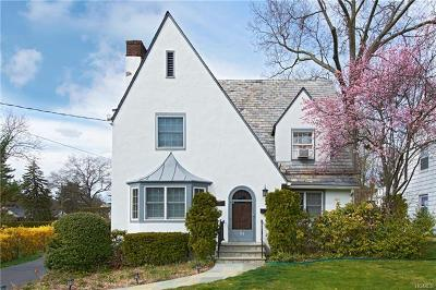 Rye Brook Single Family Home For Sale: 17 Ridge Boulevard