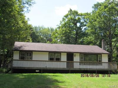 Monticello Single Family Home For Sale: 41 Hemlock Lane