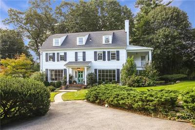 Rye Single Family Home For Sale: 3 Hidden Spring Lane