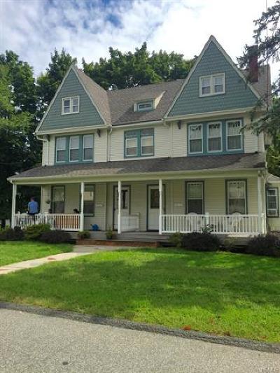 Congers Multi Family 2-4 For Sale: 32 Friend Street
