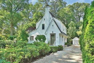 New Rochelle Single Family Home For Sale: 150 Mountain Avenue