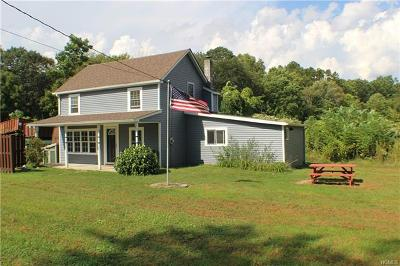 Slate Hill Single Family Home For Sale: 2771 Route 6