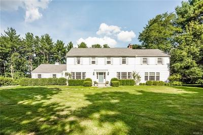 Chappaqua Single Family Home For Sale: 42 Annandale Drive