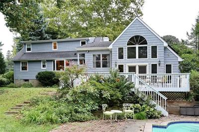 Blauvelt NY Single Family Home For Sale: $575,000