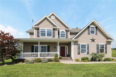 Milton Single Family Home For Sale: 16 Christina Way