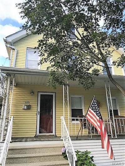 Peekskill Single Family Home For Sale: 140 Bay Street