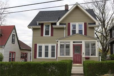 Middletown Single Family Home For Sale: 25 Wilkin Avenue