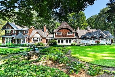 Pound Ridge Single Family Home For Sale: 69 Black Brook Road