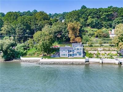 Nyack Single Family Home For Sale: 100 River Road