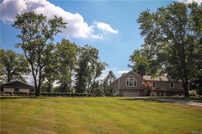 Pine Bush Single Family Home For Sale: 5629 Searsville Road