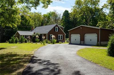 Salt Point Single Family Home For Sale: 64 Ward Road