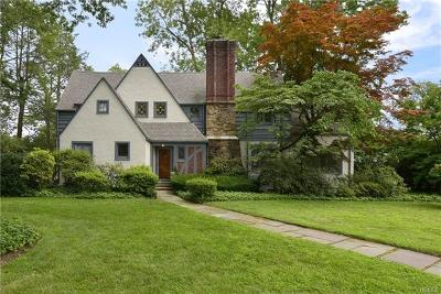 Bronxville Single Family Home For Sale: 38 Edgewood Lane