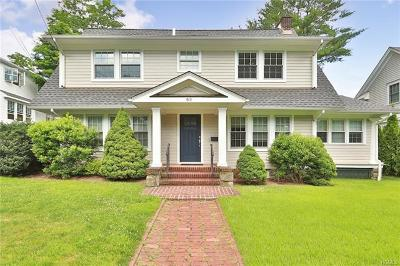 Larchmont Single Family Home For Sale: 63 Cooper Lane
