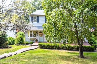 Highland Mills Single Family Home For Sale: 283 Skyline Drive