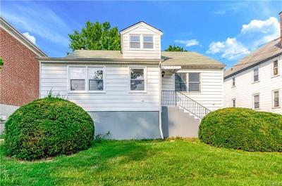 Yonkers Single Family Home For Sale: 47 Borcher Avenue