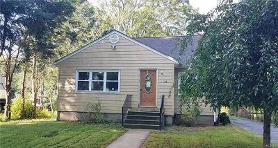 Peekskill Single Family Home For Sale: 14 Vail Avenue