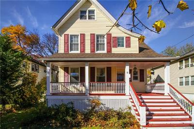 Single Family Home For Sale: 9 Stevens Street
