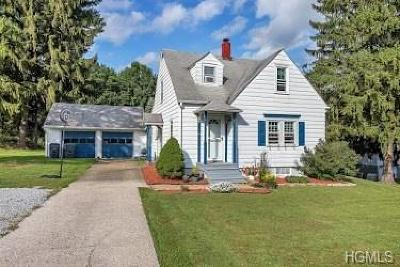 Walden Single Family Home For Sale: 1184 State Route 52