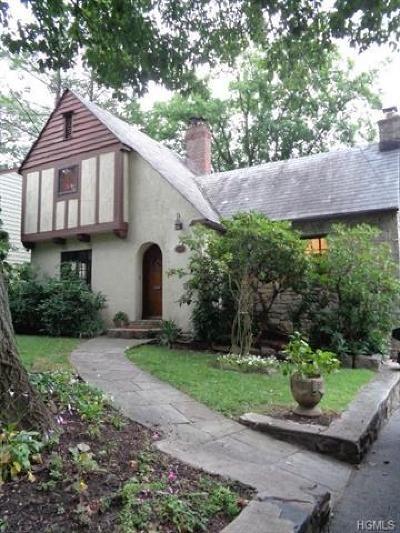 Yonkers Single Family Home For Sale: 51 Gramatan Drive