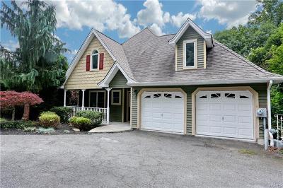 Nyack NY Single Family Home For Sale: $649,000