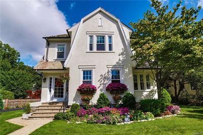 Mount Vernon Single Family Home For Sale: 335 East Devonia Avenue