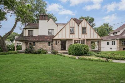 Scarsdale Single Family Home For Sale: 73 Brewster Road