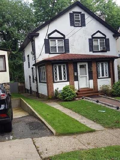 Mount Vernon Single Family Home For Sale: 35 Mersereau Avenue