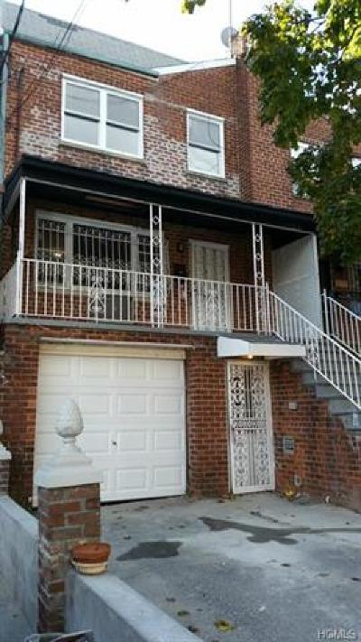 Bronx Multi Family 2-4 For Sale: 1058 East 227th Street