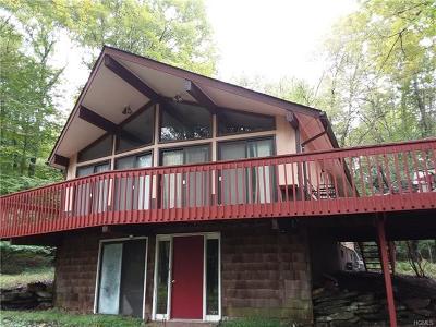 Barryville, Woodridge Single Family Home For Sale: 61 Aspen Lane