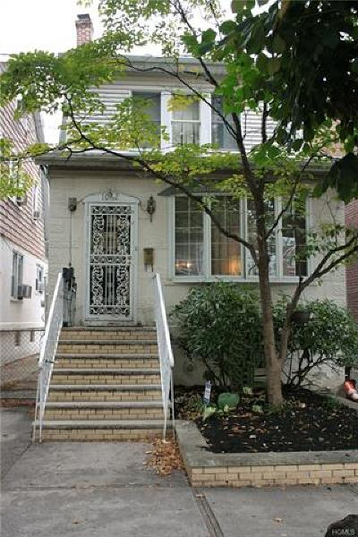 Bronx Single Family Home For Sale: 1062 Pierce Avenue