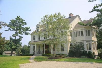 Pound Ridge Single Family Home For Sale: 171 Salem Road