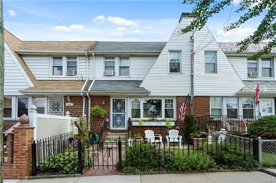 Bronx Single Family Home For Sale: 2506 Mickle Avenue