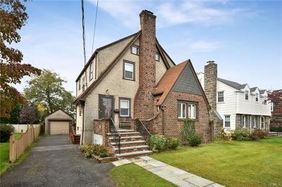 Mamaroneck Single Family Home For Sale: 124 Frank Avenue