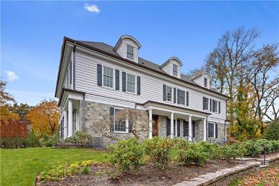 Scarsdale Single Family Home For Sale: 28 Rectory Lane