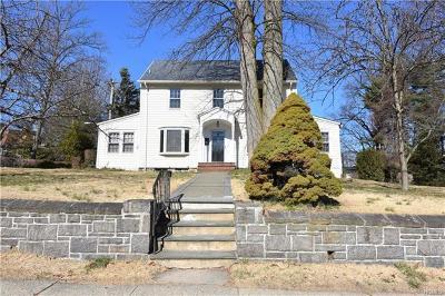 Mount Vernon Single Family Home For Sale: 750 Gramatan Avenue