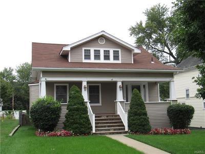 Peekskill Single Family Home For Sale: 629 Ridge Street