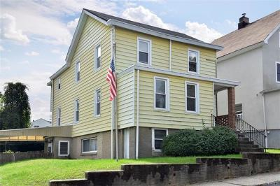 Westchester County Multi Family 2-4 For Sale: 40 Devoe Street