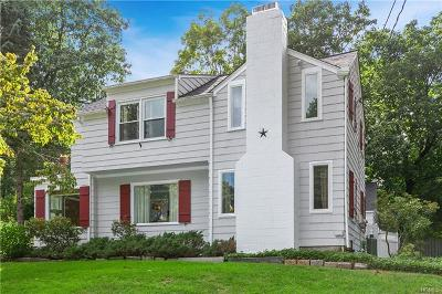 Mount Kisco Single Family Home For Sale: 13 Stanwood Road