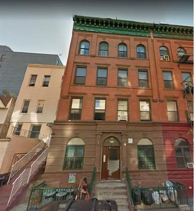 Bronx NY Multi Family 5+ For Sale: $1,649,000